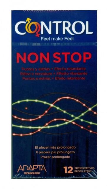 Control Non-Stop Preservativos x 12