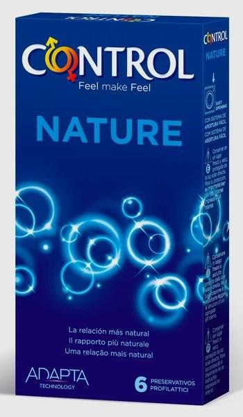 Control Nature Preservativos x 6