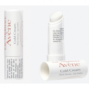Avene Cold Cream Stick Labial 4g