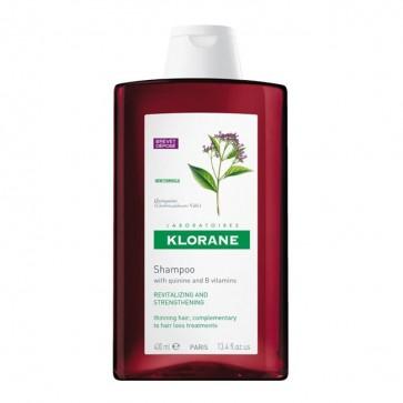 Klorane Champô Quinina Vit B6 400 ml