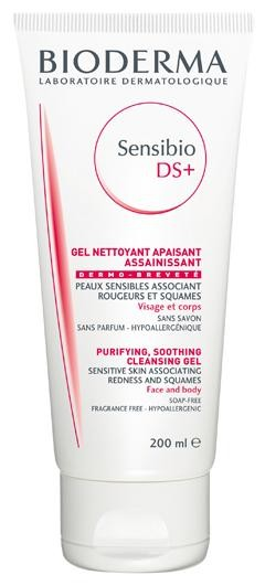 Sensibio Gel Moussant Ds 200ml