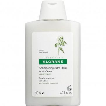 Klorane Champô Leite Aveia 200 ml