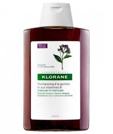 Klorane Champô Quinina c/ Vit B6 100 ml
