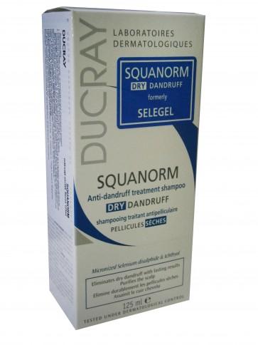 Ducray Champô Squanorm Caspa Seca 200ml