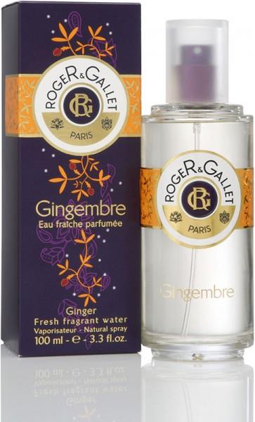 Roger & Gallet Gingembre Água Perfumada 100 ml