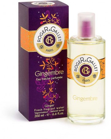 Roger & Gallet Gingembre Água Perfumada 200 ml