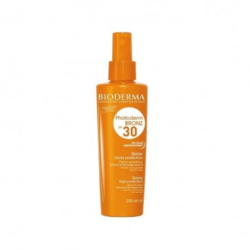 Photoderm Bioderma Bronz Spray FPS 30 200 ml