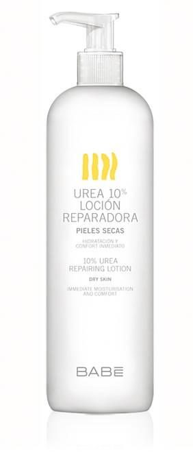 Babé Loção Hidratante com Ureia 500ml.
