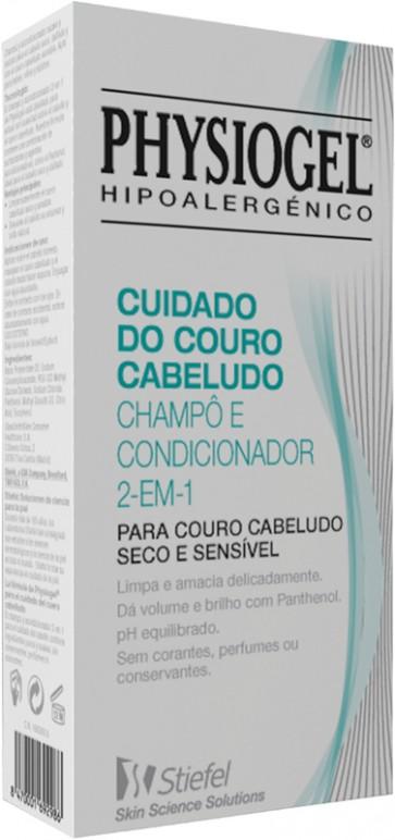 Physiogel Champô e Condicionador 2 em 1 250 ml
