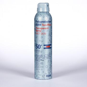 Isdin Fotoprotetor Spray Wet Skin FPS 50+ 200 ml
