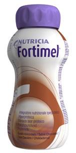 Fortimel Solução Chocolate 200 ml  x 4