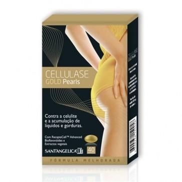 Cellulase Gold Pearls Cápsulas x 40