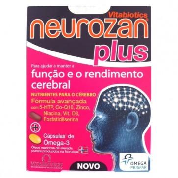 Neurozan Plus Cápsulas x 28 + Comprimidos x 28