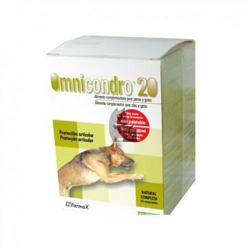 Omnicondro Comprimidos 20 mg x 60