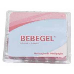 Bebegel Gel Rectal em Bisnaga 3,83/0,054 g x 6