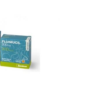 Fluimucil Granulado para Solução Oral Saquetas 200 mg x 20
