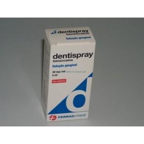 Dentispray Solução Bocal 50 mg/ml