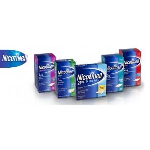 Nicotinell Mint Pastilha 1 mg x 96