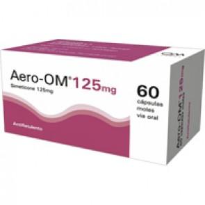 Aero-Om Cápsula Mole 125 mg x 60