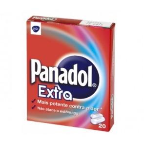 Panadol Extra Comprimidos Revestidos 500/65 mg x 20