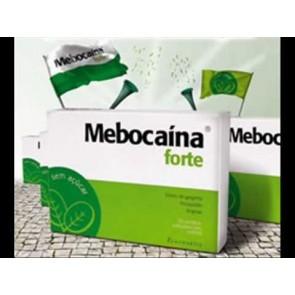 Mebocaína Forte Pastilhas x 24