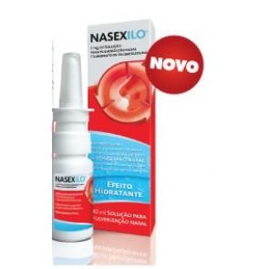 Nasexilo Solução Pulverização Nasal 1 mg/ml x 10 ml