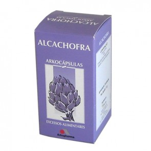 Arkocápsulas Alcachofra Cápsulas x 80