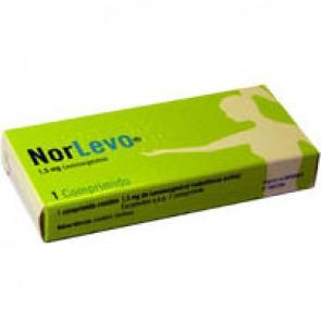 Norlevo Comprimidos 1,5 mg x 1