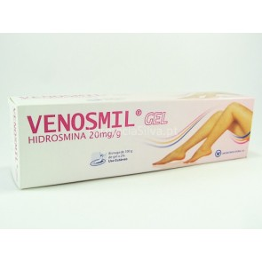 Venosmil Gel 20 mg/g x 100 g