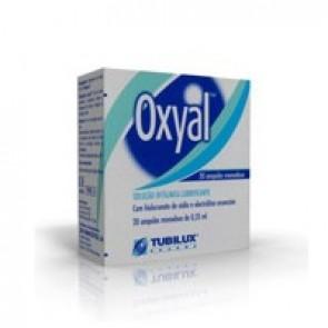 Oxyal Solução Oftálmica Monodoses 0,35 ml x 21