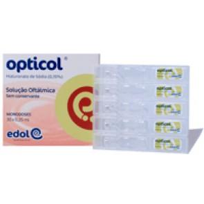 Opticol Solução Oftálmica Monodoses 0,15% 0,35 ml x 31