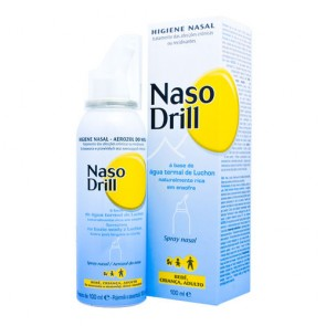 Naso Drill Spray Nasal 100 ml