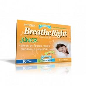 Breathe Right Júnior Penso Nasal x 10