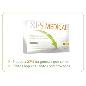 XLS Medical Comprimidos Captador de Gorduras x 61