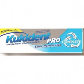 Kukident Pro Creme Refrescante Próteses 47 g