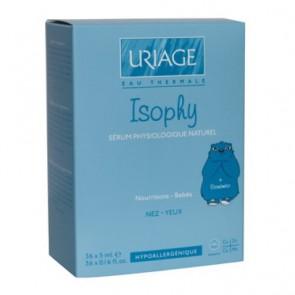 Uriage Isophy Água Termal Isotónica 5 ml x 37