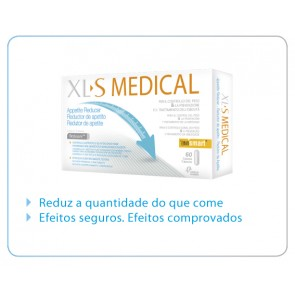 XLS Medical Comprimidos Redutor de Apetite x 61