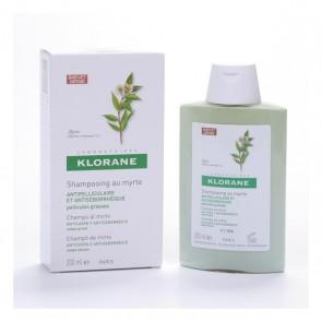 Klorane Champô Mirto 200 ml
