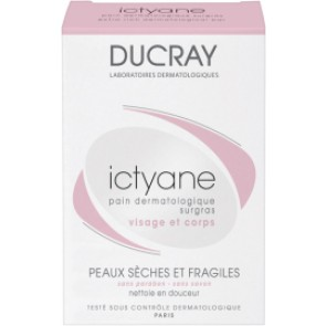 Ducray Ictyane Pain Gordo 200g