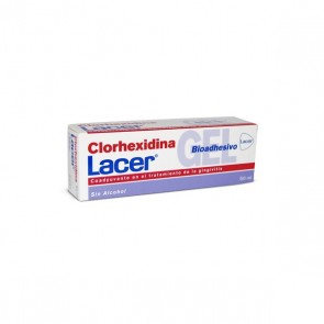 Lacer Clorohexidiana Gel Gengival 50 ml