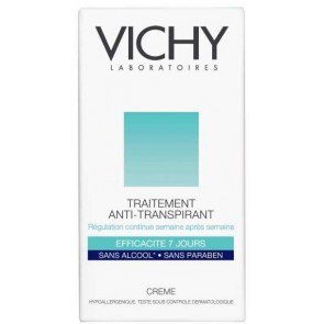 Vichy Desodorizante Creme 30 ml