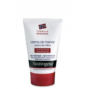 Neutrogena Creme Mãos Concentrado S/ Perfume 50 ml