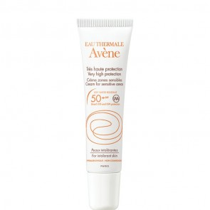 Avene Solar Creme FPS50+ Zonas Sensíveis 15 ml