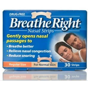 Breathe Right Penso Nasal Pequeno/Médio x 30