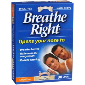Breathe Right Penso Nasal Grande x 30