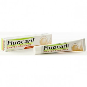 Fluocaril Sensitive Pasta Dentífrica 75 ml