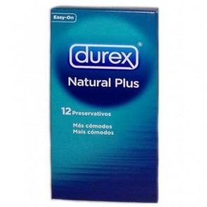Durex Preservativos Natural Plus x 12