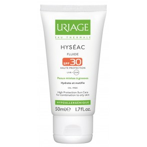 Uriage Hyseac Solaire FPS 30 50 ml