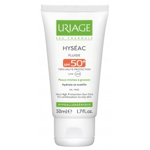 Uriage Hyseac Solaire FPS 50+ 50 ml