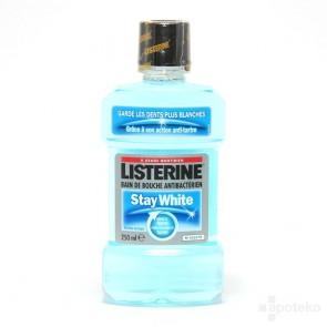 Listerine Stay White Colutório 250 ml